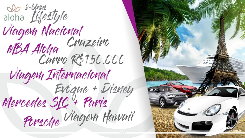 Você pode ganhar carros e viagens no Bônus LifeStyle Aloha