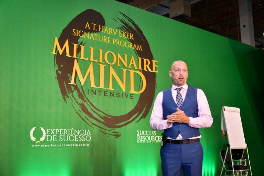 como participar do Millionaire Mind 2017