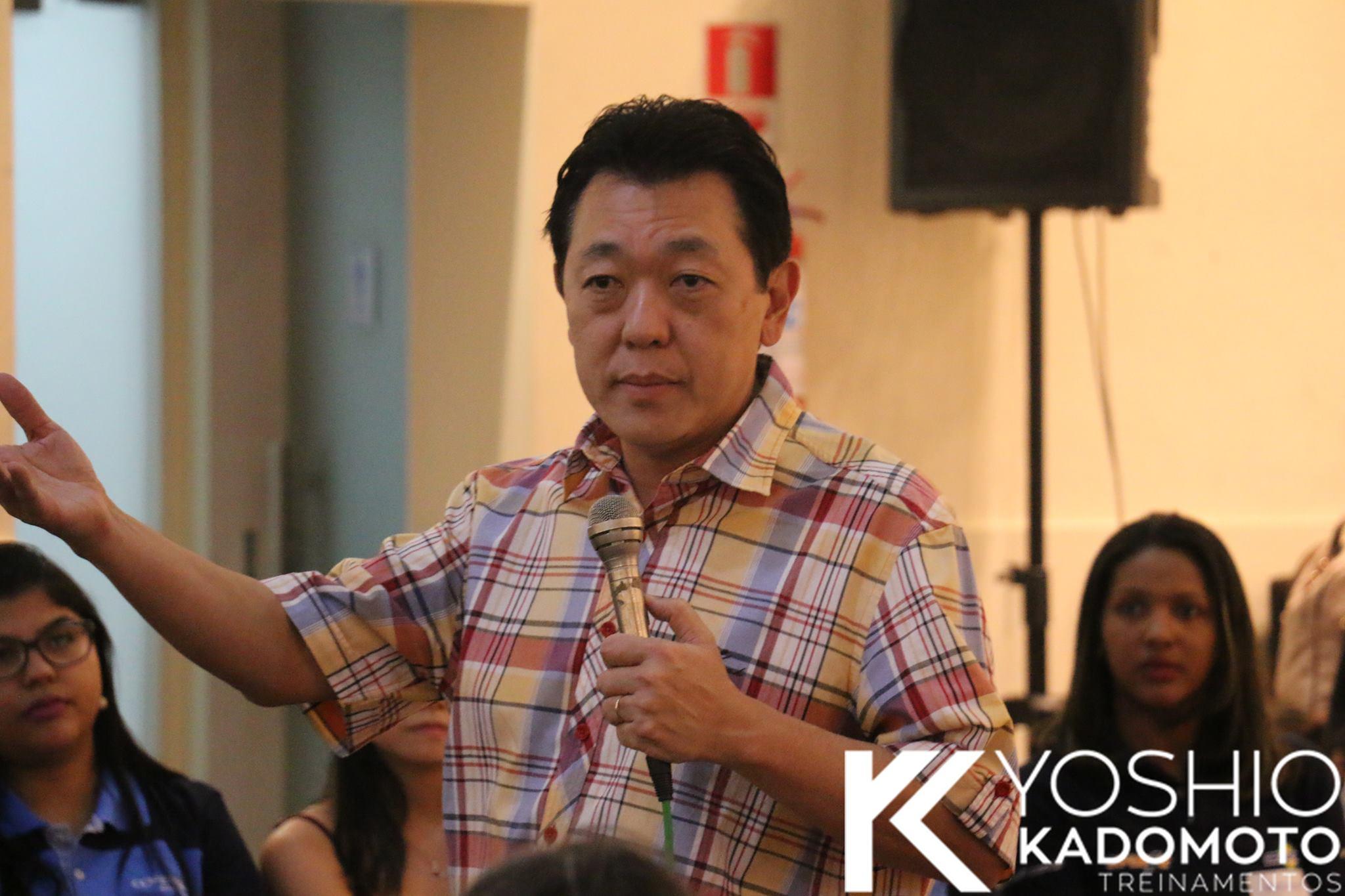 Yoshio Kadomoto - Liderança e Transformação