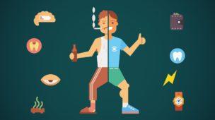 Mude sua vida com esses 5 hábitos diferentes