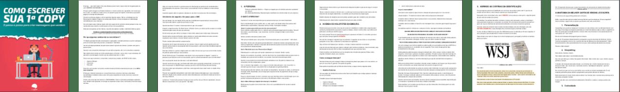 Páginas do Ebook