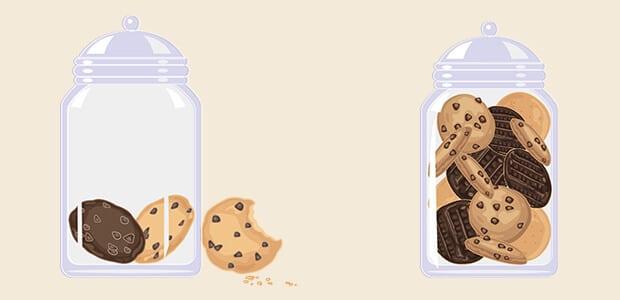 Os cookies vão acabar